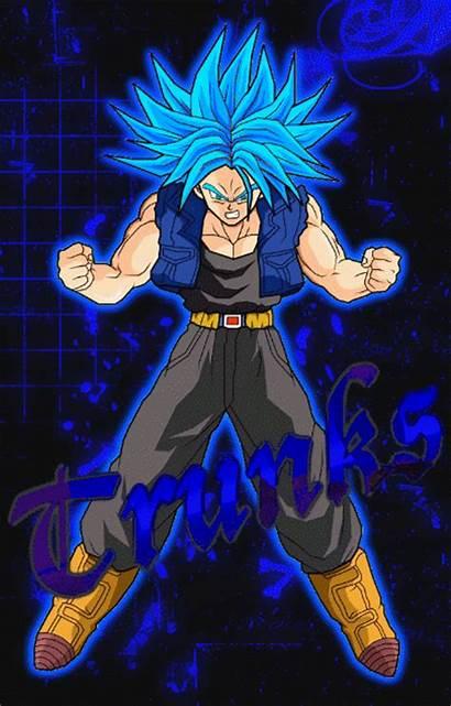 Trunks Saiyan Super Future Goku Dbz 2048