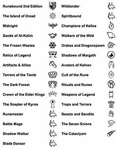 List of expansion symbols? Compile here! - Runebound - FFG ...