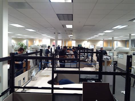 integrated services cubicle  office furniture