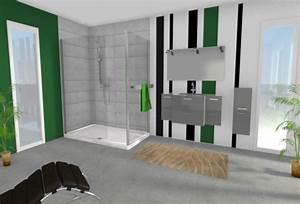Logiciel 3d Salle De Bain : logiciel conception salle de bain gratuit ~ Dailycaller-alerts.com Idées de Décoration