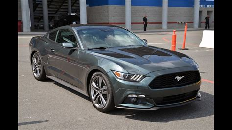 Mustang 2 3 Ecoboost by 2015 Ford Mustang 2 3 Ecoboost Turbo Test Drive Real World