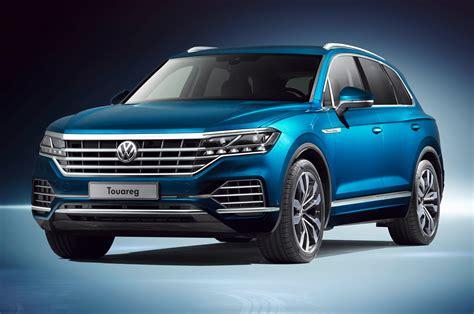 New Volkswagen Touareg Debuts