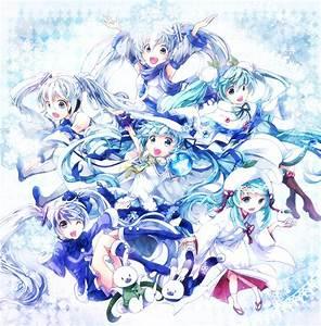 hatsune, miku, , yuki, miku, , rabbit, yukine, , yuki, miku, , yuki, miku, , and, 4, more, , vocaloid, and, 1, more