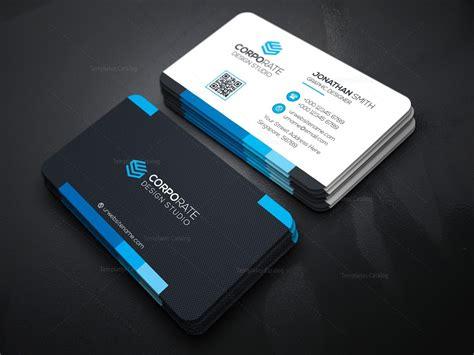 cool card template innovative business card template 000362 template catalog
