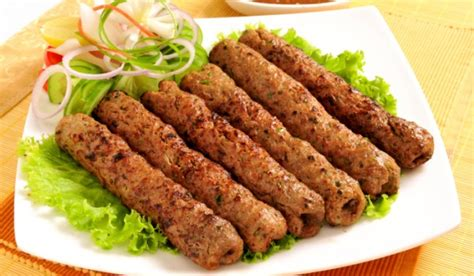 cuisine kebab 10 best kabab recipes ndtv food