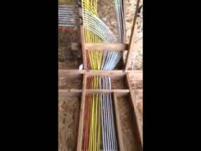 New Construction Residential Wiring Youtube