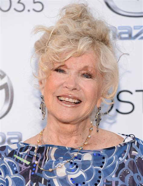 connie stevens connie stevens  guests attend