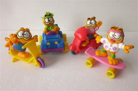 mcdonalds happy meal toys from the 80s happy meal