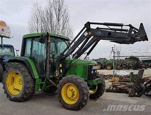 Used John Deere 6200 Tractors Year  1995 For Sale