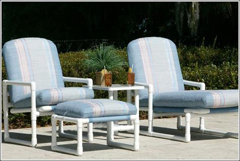 Pvc Patio Furniture by Pvc Patio Furniture And Outdoor Deck Furniture Patio Pvc