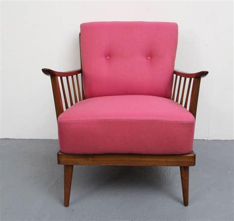 pamono sessel rosa sessel 1950er bei pamono kaufen