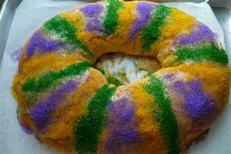 king cake  mardi gras csmonitorcom