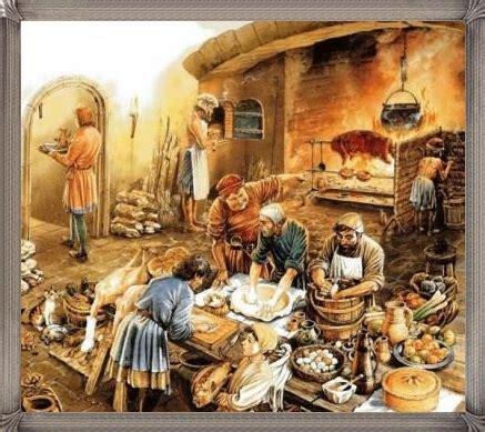 cuisine de r黐e la cuisine médiévale