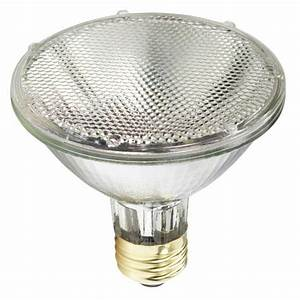 Flood light bulbs halogen : Philips w equivalent halogen par s energy advantage