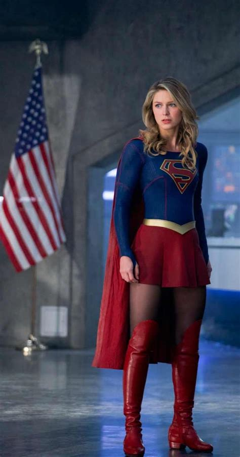 supergirl kara danvers melissa reign imdb benoist episode tv amazon