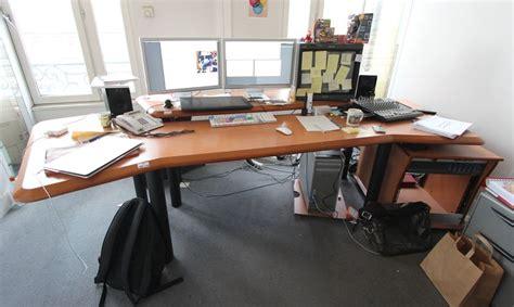 montage de bureau table de montage du bureau buc 603 hauteur 90largeur 220