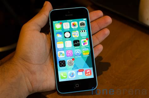 iphone 5c phone apple iphone 5c review