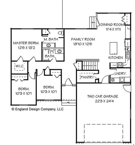 amazing small ranch house plans  small ranch house floor