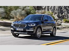BMW's allnew X3 midsize SUV debuts The Guardian