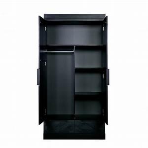Armoire A Tiroir : am nagement interieur chevron armoire sans tiroirs par ~ Edinachiropracticcenter.com Idées de Décoration