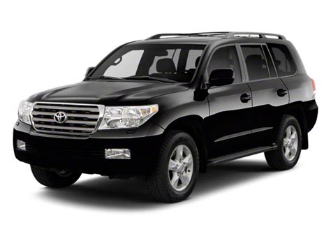 2011 Toyota Land Cruiser Values- Nadaguides