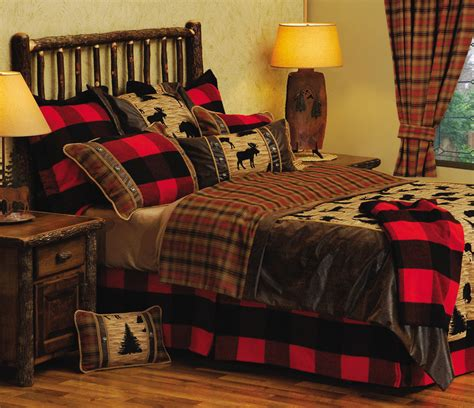 cabin bedding woodwork cabin design bedding pdf plans