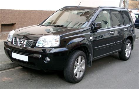 Nissan X Trail Picture by 2006 Nissan X Trail Pictures Information And Specs