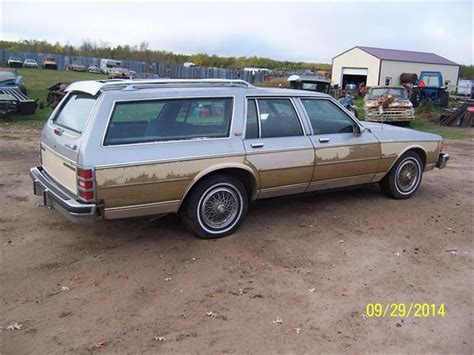Station Wagon For Sale by 1986 Chevrolet Station Wagon For Sale Classiccars