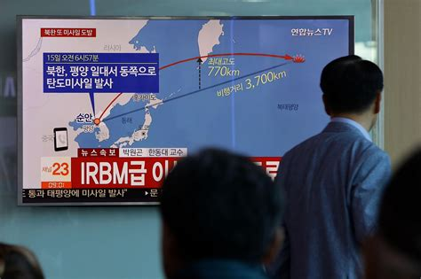 north koreas nuclear missiles hit  united states