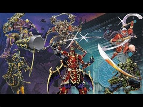 Samurai Deck Mtg 2014 by Yugioh Six Samurai Deck January 2014