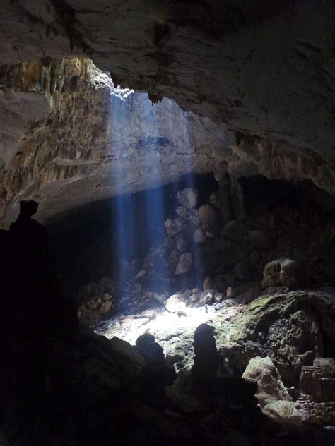 the cave and the light featured head first