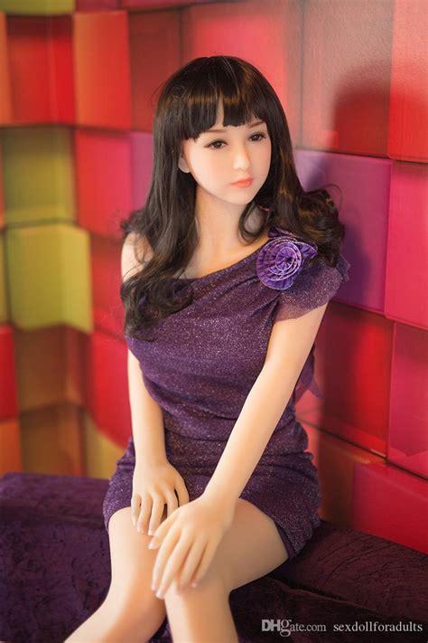 Cm Big Ass Asian Silicon Sex Doll Huge Hips Big Boobs
