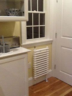 Runtal Steam Radiator by Steam Radiator For Basement Runtal Updated Bathroom