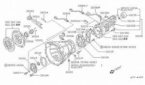 1990 240sx Engine Diagram : 30501 k0461 genuine nissan 30501k0461 sleeve clutch release ~ A.2002-acura-tl-radio.info Haus und Dekorationen