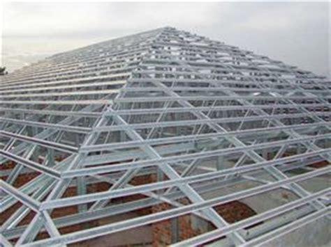light gauge steel truss system integrat jaya products services light weight steel
