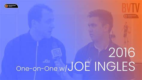 Nba jazz basketball player joe ingles and his wife, renae ingles (hallinan) box together for their workout. Joe Ingles talks Utah Jazz, Dante Exum and Boomers - YouTube