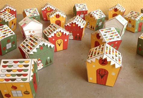 petites maisons de l avent et de no 235 l printable 224 t 233 l 233 charger calendrier de l avent