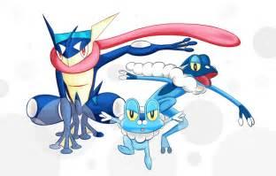 Froakie Mega Evolution Pokemon