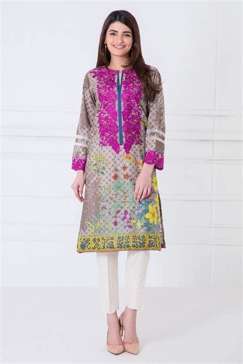 khaadi stylish summer kurtas dresses pret spring
