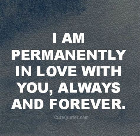 I Am In Love With You Quotes Quotesgram
