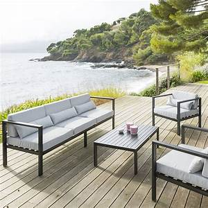 Hesperide Garden Furniture. emejing table jardin extensible ...