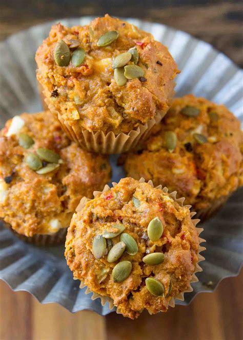 spicy paleo pumpkin muffins recipe simplyrecipescom