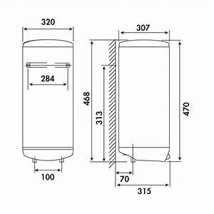Prix Cumulus 300l : chauffe eau horizontal petit diametre ballon eau chaude ~ Edinachiropracticcenter.com Idées de Décoration