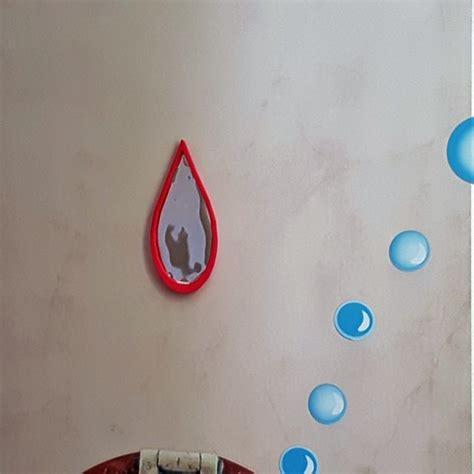 miroire chambre plan 3d gratuit support goutte d 39 eau miroir cults