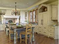 french country kitchen cabinets Antique Kitchen Islands: Pictures, Ideas & Tips From HGTV   HGTV