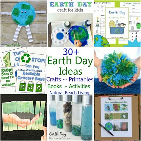 30 creative earth day crafts and activities for 726 | earth day ideas facebook