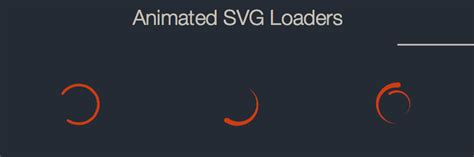 I assume this library can't be used to animate paths like the following? Build an Animated SVG Loading Icon in 5 Minutes - Ryan ...