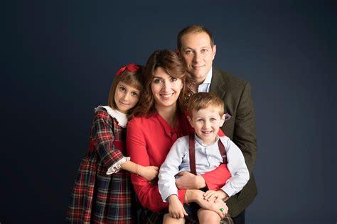 Classic family portraits for December - Julia Boggio of ...