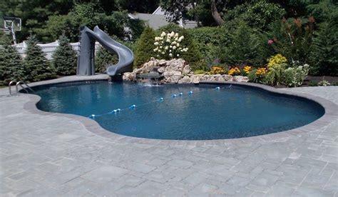 island pool patio in coram island pool