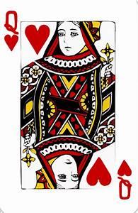 Queen Of Hearts Clip Art at Clker.com - vector clip art ...